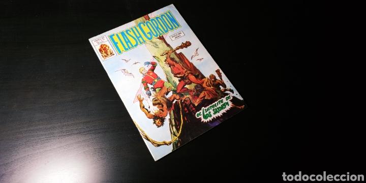 DE KIOSCO FLASH GORDON 10 VERTICE VOL II (Tebeos y Comics - Vértice - Flash Gordon)