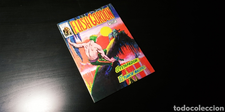 DE KIOSCO FLASH GORDON 12 VERTICE VOL II (Tebeos y Comics - Vértice - Flash Gordon)
