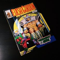 Cómics: DE KIOSCO FLASH GORDON 17 VERTICE VOL II. Lote 187370710