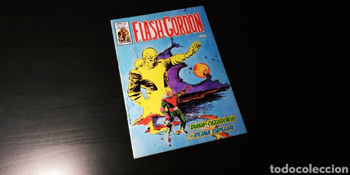 DE KIOSCO FLASH GORDON 20 VERTICE VOL II (Tebeos y Comics - Vértice - Flash Gordon)