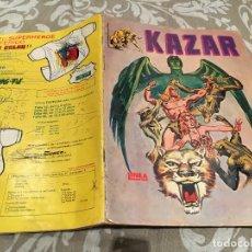 Comics : KAZAR Nº4 - HACIA LUGARES SOMBREADOS LINEA 83 . Lote 187386435
