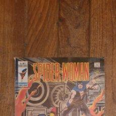 Cómics: SPIDER-WOMAN Nº 2 ¡EL PELIGRO DE LOS HERMANOS GRIMM! VERTICE V.1, 1979.. Lote 187491853