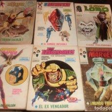 Cómics: LOTE VERTICE VARIADOS EN BUEN ESTADO,( DIFERENTES TITULOS). Lote 187543966