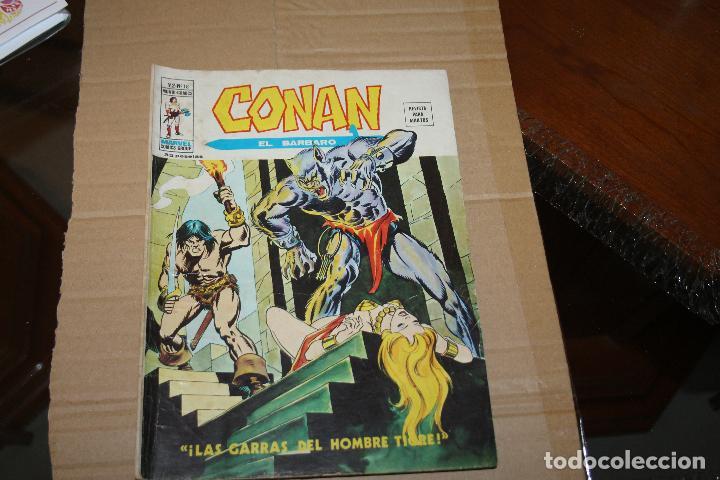 CONAN Nº 18, VOLUMEN 2, EDITORIAL VÉRTICE (Tebeos y Comics - Vértice - Conan)