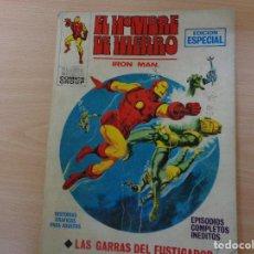 Comics : EL HOMBRE DE HIERRO 19. EDICIÓN ESPECIAL. MARVEL COMIC GROUP. EDITA VERTICE. Lote 187627512