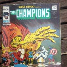 Cómics: SUPERHÉROES PRESENTA: THE CHAMPIONS NÚM 85. Lote 187643218