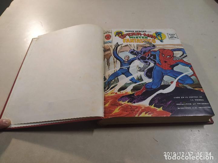 Cómics: 3 TOMOS SUPER HÉROES PRESENTA SPIDERMAN Y… - 25 NÚMEROS - VER DESCRIPCIÓN - Foto 2 - 188402603
