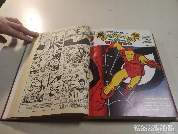 Cómics: 3 TOMOS SUPER HÉROES PRESENTA SPIDERMAN Y… - 25 NÚMEROS - VER DESCRIPCIÓN - Foto 3 - 188402603