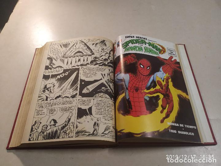 Cómics: 3 TOMOS SUPER HÉROES PRESENTA SPIDERMAN Y… - 25 NÚMEROS - VER DESCRIPCIÓN - Foto 5 - 188402603
