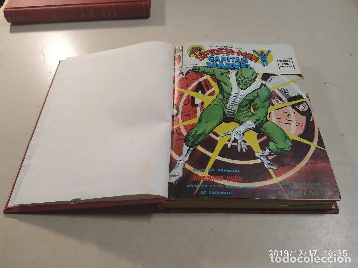 Cómics: 3 TOMOS SUPER HÉROES PRESENTA SPIDERMAN Y… - 25 NÚMEROS - VER DESCRIPCIÓN - Foto 6 - 188402603