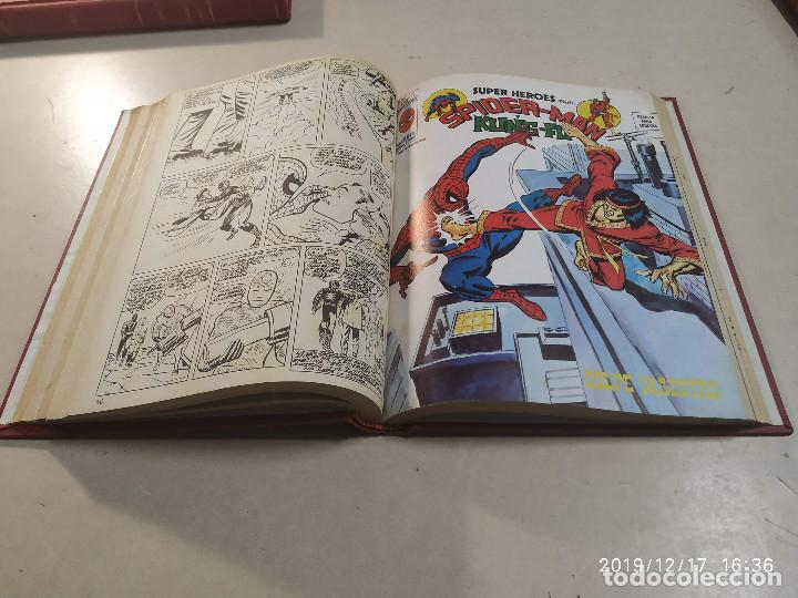Cómics: 3 TOMOS SUPER HÉROES PRESENTA SPIDERMAN Y… - 25 NÚMEROS - VER DESCRIPCIÓN - Foto 8 - 188402603
