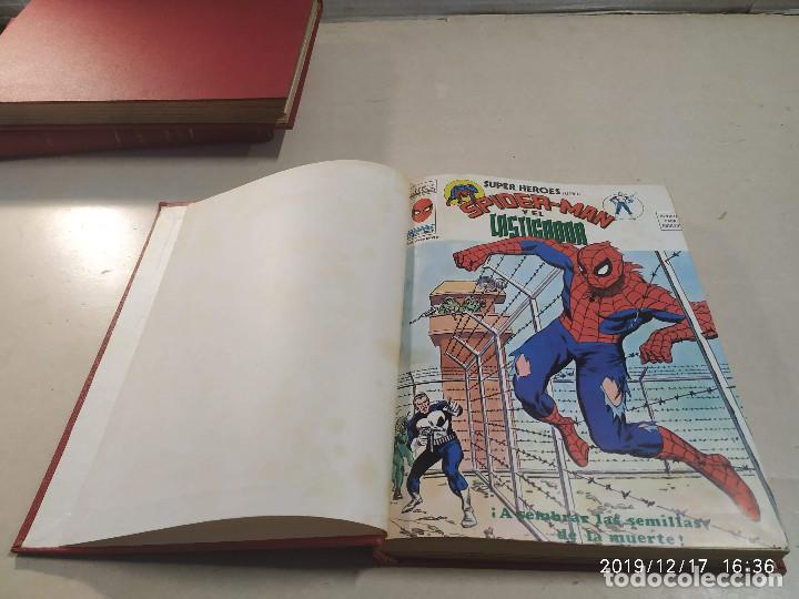 Cómics: 3 TOMOS SUPER HÉROES PRESENTA SPIDERMAN Y… - 25 NÚMEROS - VER DESCRIPCIÓN - Foto 9 - 188402603