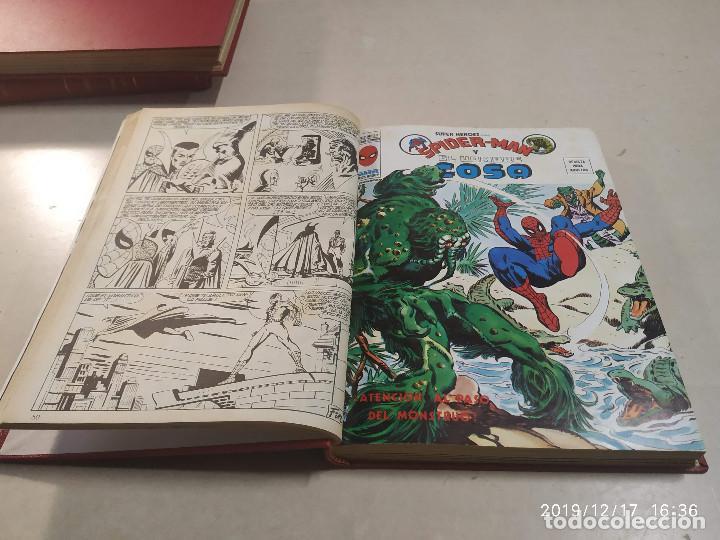 Cómics: 3 TOMOS SUPER HÉROES PRESENTA SPIDERMAN Y… - 25 NÚMEROS - VER DESCRIPCIÓN - Foto 10 - 188402603