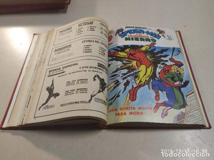 Cómics: 3 TOMOS SUPER HÉROES PRESENTA SPIDERMAN Y… - 25 NÚMEROS - VER DESCRIPCIÓN - Foto 11 - 188402603