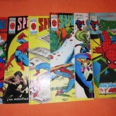 Cómics: SPIDERMAN . VERTICE. VOLUMEN 3. Nº 45,47,48,49,63-A Y 64.. Lote 188411942