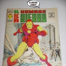 Cómics: EL HOMBRE DE HIERRO VOL 2, Nº 1 UNO, ED. VERTICE, IRON MAN, VOL2 V2 V.2. Lote 188514065