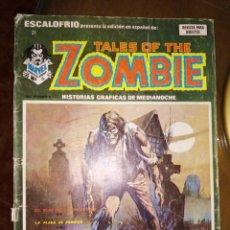 Cómics: ESCALOFRIO TALES OF THE ZOMBIE NÚMERO 21. Lote 188558407