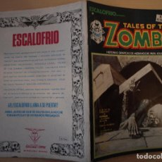 Cómics: ESCALOFRIO - TALES OF THE ZOMBIES - Nº 2 - VERTICE- BUEN ESTADO. Lote 188571548