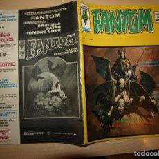 Cómics: FANTOM - V 2 - Nº 6 - VERTICE - BUEN ESTADO. Lote 188573235