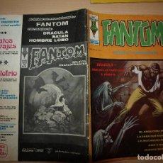 Cómics: FANTOM - V 2 - Nº 7 - VERTICE - BUEN ESTADO. Lote 188573281