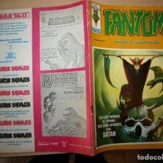 Cómics: FANTOM - V 2 - Nº 11 - VERTICE - BUEN ESTADO. Lote 188573378