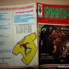 Cómics: FANTOM - V 2 - Nº 21 - VERTICE - BUEN ESTADO. Lote 188574073