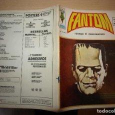 Cómics: FANTOM - V 2 - Nº 2 - VERTICE - BUEN ESTADO. Lote 188574876