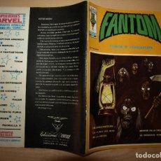Cómics: FANTOM - V 2 - Nº 4 - VERTICE - BUEN ESTADO. Lote 188575117