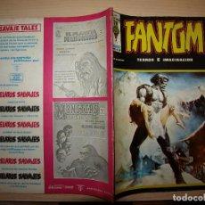 Cómics: FANTOM - V 2 - Nº 10 - VERTICE - BUEN ESTADO. Lote 188587887
