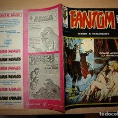 Cómics: FANTOM - V 2 - Nº 9 - VERTICE - BUEN ESTADO. Lote 188587998
