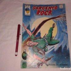 Cómics: SARGENTO ROCK V 1 Nº 1, EDICIONES VERTICE. Lote 188593085
