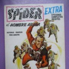 Cómics: SPIDER Nº 18 VERTICE TACO ¡¡¡¡ MUY BUEN ESTADO !!!! . Lote 188604343