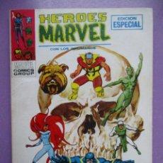 Cómics: HEROES MARVEL Nº 6 VERTICE TACO ¡¡¡ ¡MUY BUEN ESTADO !!!! . Lote 188605097