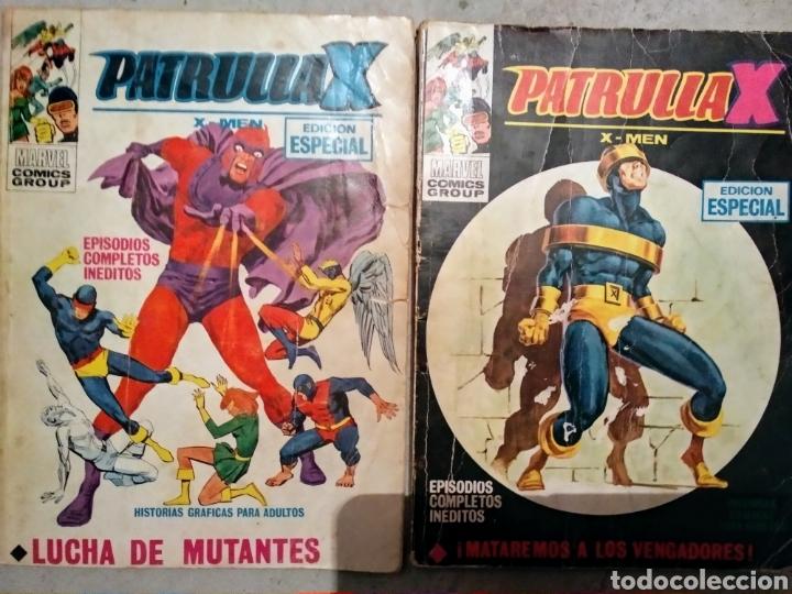 PATRULLA X V1 NÚMEROS 25 Y 26 (Tebeos y Comics - Vértice - Patrulla X)