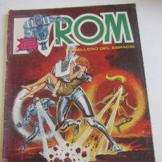 Comics: ROM CABALLERO DEL ESPACIO Nº 7 LINEA SURCO / VERTICE 1983 DIFICIL! CX35. Lote 189138767