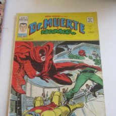 Comics : SUPER HEROES VOL 2 Nº 70 DR MUERTE Y NAMOR DIFICIL MUNDI-COMICS - VERTICE. CX35. Lote 189140978