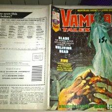 Cómics: COMIC: VAMPIRE TALES Nº 9 . Lote 189170132