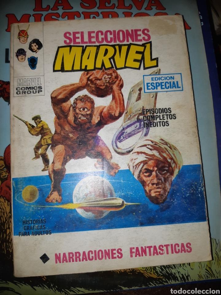 TEBEOS-CÓMICS CANDY - SELECCIONES MARVEL 5 - VÉRTICE TACO - AA98 (Tebeos y Comics - Vértice - V.1)