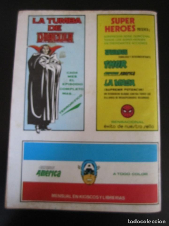 Cómics: DRACULA, LA TUMBA DE (1980, VERTICE) 4 · VI-1980 · ANGELICA - Foto 2 - 189242627
