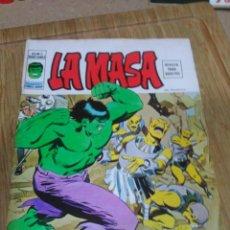 Cómics: LA MASA VOL. 2 Nº 3 MUY BUEN ESTADO.DIFÍCIL. Lote 189364790