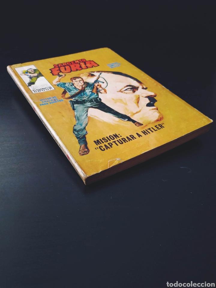 NORMAL ESTADO SARGENTO FURIA 5 VERTICE TACO (Tebeos y Comics - Vértice - Furia)