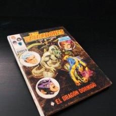 Cómics: NORMAL ESTADO VENGADORES 18 VERTICE TACO. Lote 189471432