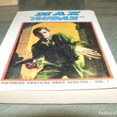 Cómics: MAX AUDAZ TOMO 2. Lote 189661737