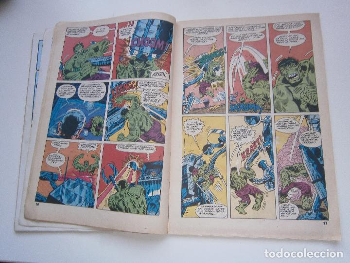 Cómics: LA MASA Vol 3 V.3 - 41, 42 - Vértice Mundi Comics - 1978 - Foto 8 - 189675456