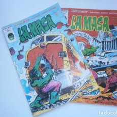 Cómics: LA MASA VOL 3 V.3 - 41, 42 - VÉRTICE MUNDI COMICS - 1978. Lote 189675456