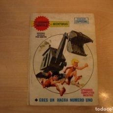 Cómics: SELECCIONES VERTICE - NÚMERO 75 - FORMATO TACO - VERTICE - BUEN ESTADO. Lote 189699305