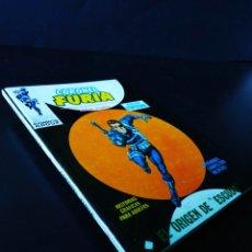 Cómics: EXCELENTE ESTADO CORONEL FURIA 2 VERTICE TACO. Lote 189806338