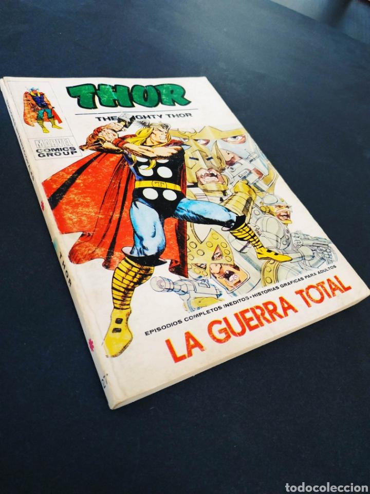 BUEN ESTADO THOR 27 VERTICE TACO (Tebeos y Comics - Vértice - Thor)