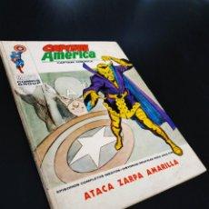 Cómics: NORMAL ESTADO CAPITAN AMERICA 33 VERTICE TACO. Lote 189820928