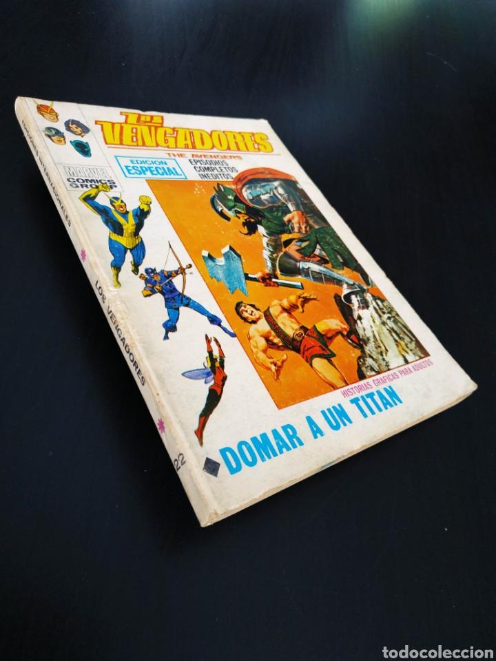 NORMAL ESTADO VENGADORES 22 VERTICE TACO (Tebeos y Comics - Vértice - Vengadores)